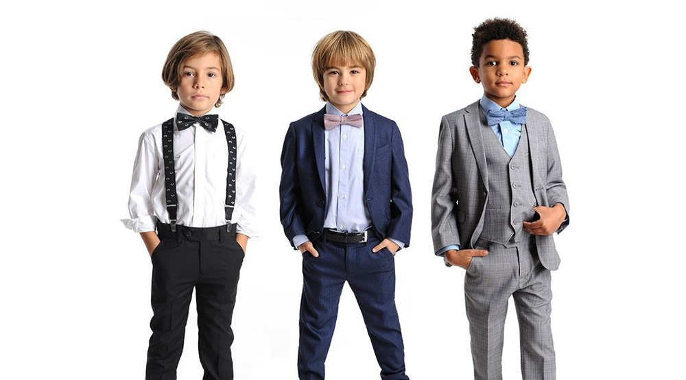 Look no further than Appaman for your tailored needs. Wedding? Holiday party? Your tot is bound to be dashing.