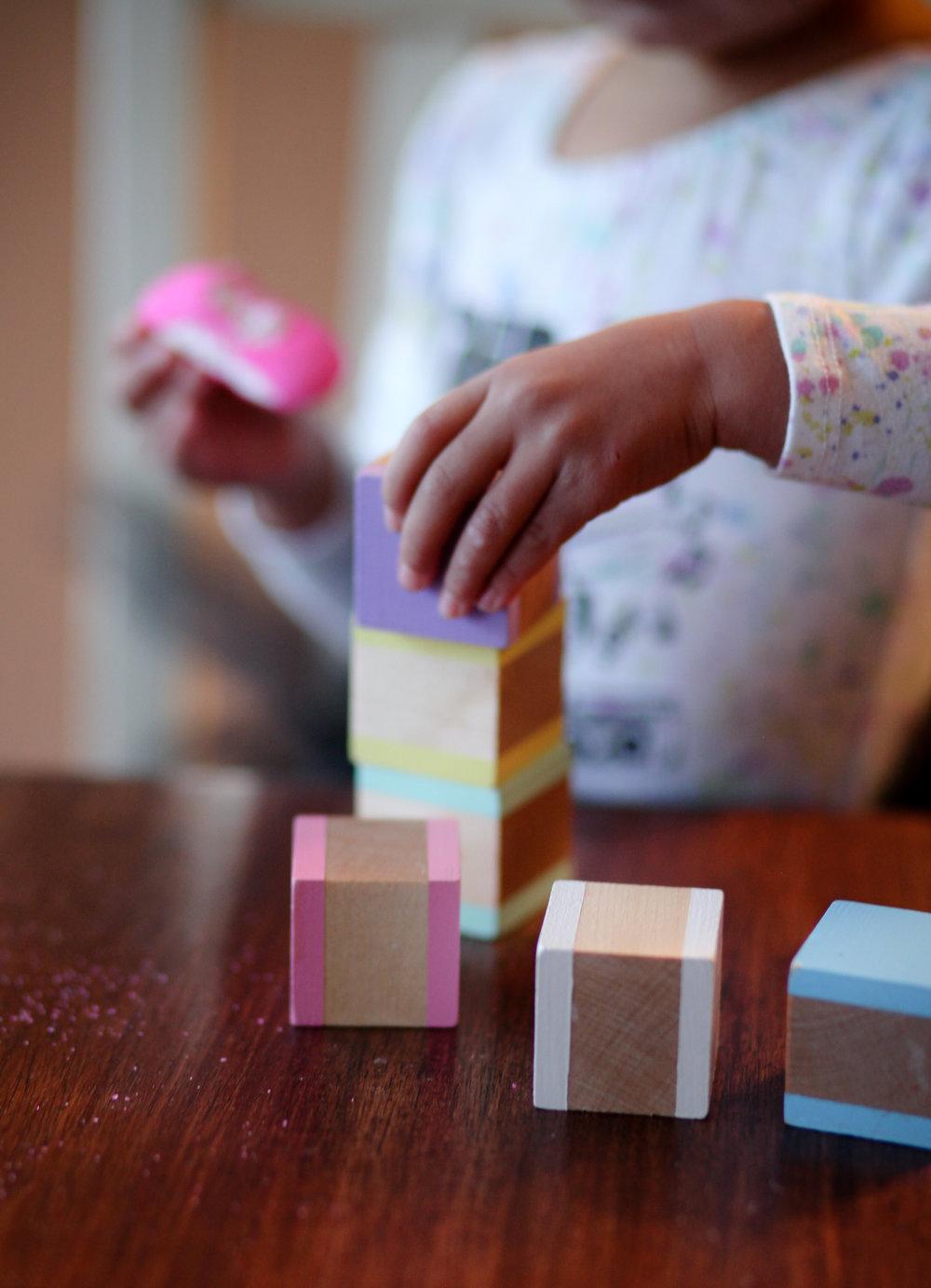 Pastel BuildingBlocks -