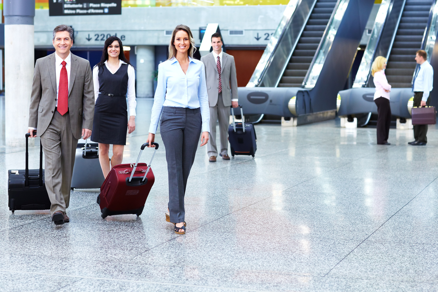 5 Truths about Traveling For Work — The Sweat Social