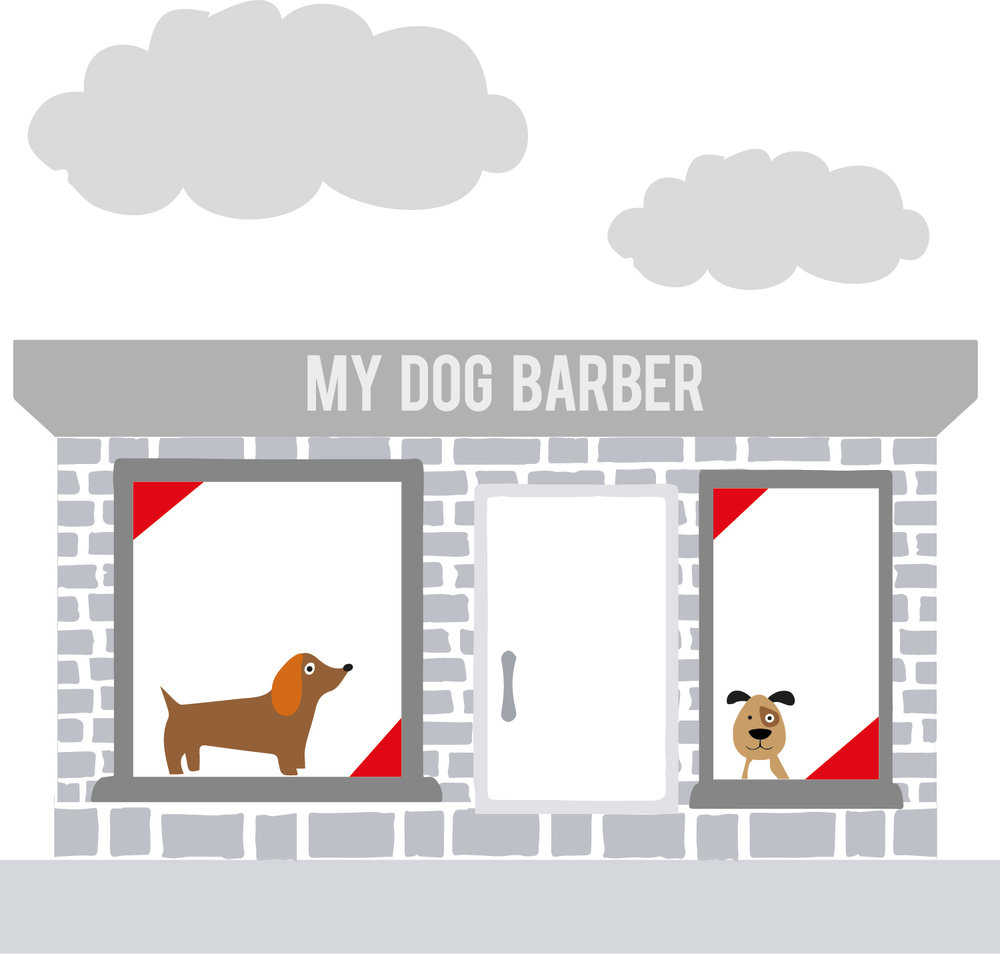 dog grooming salon
