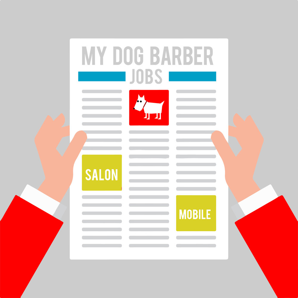 Dog Grooming Jobs