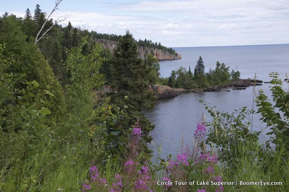 North Shore of Lake Superior