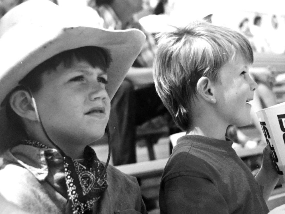 REDDING RODEO We dug into Redding area life. It was a great place to raise our two boys. It's not May without the rodeo in Redding.