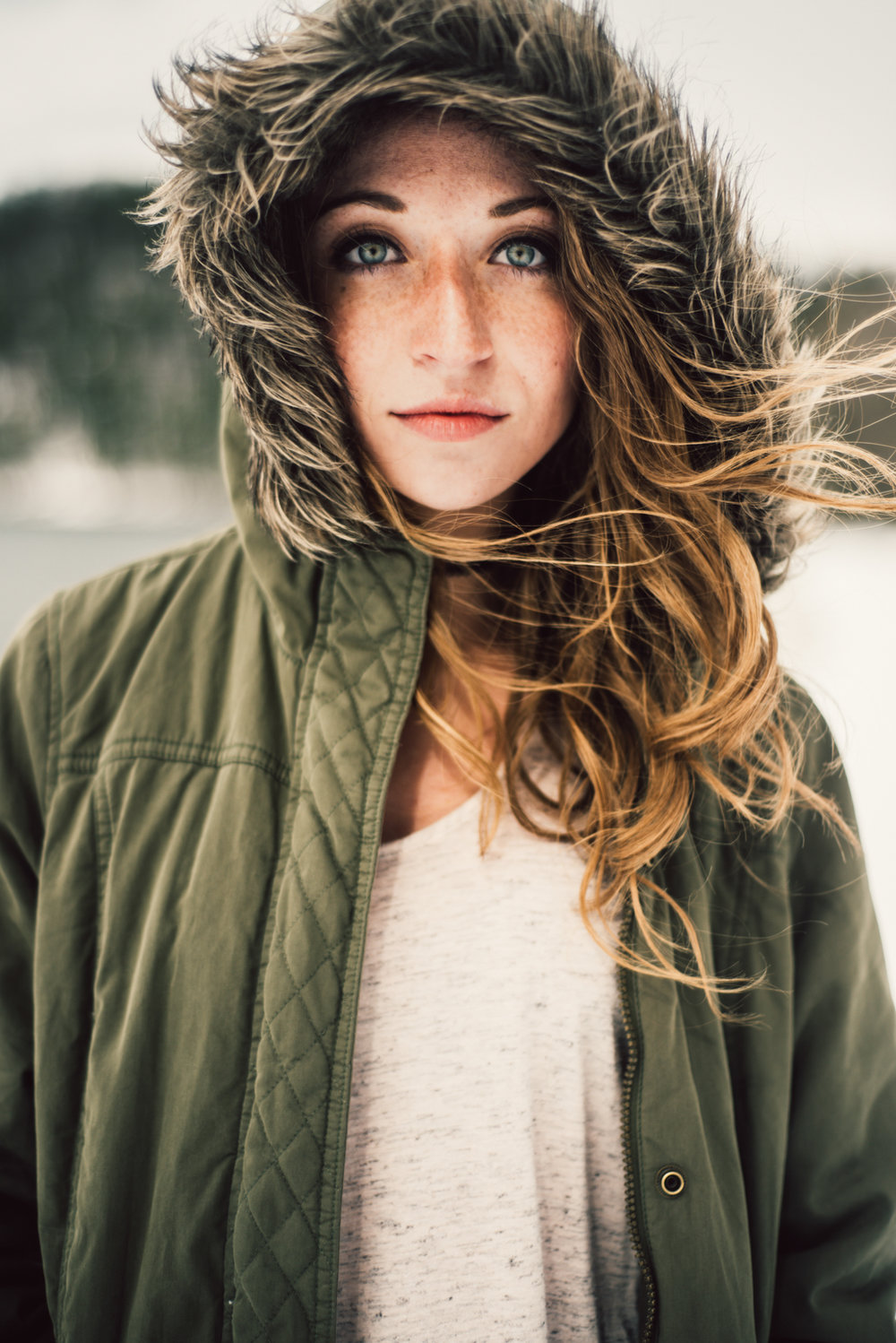 Moody Snowy Portrait Session at Lake Arrowhead in Luray Virginia_15.JPG