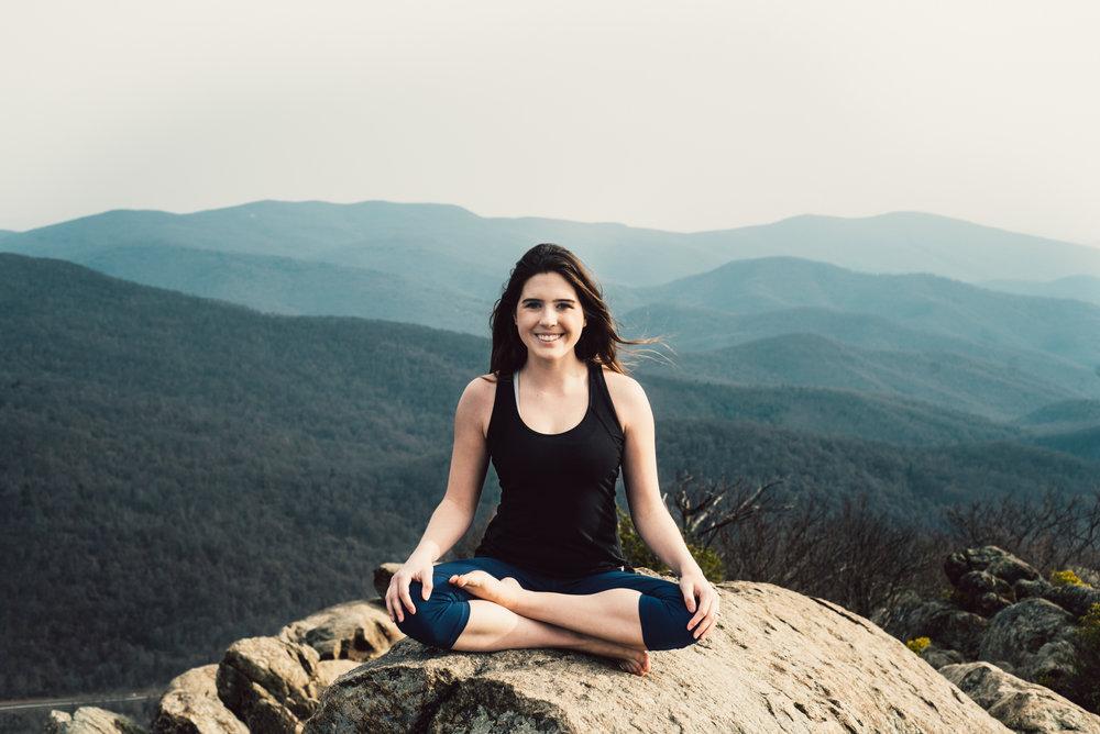 Yoga Mountain Top Yoga Portraits at Shenandoah National Park_13.JPG