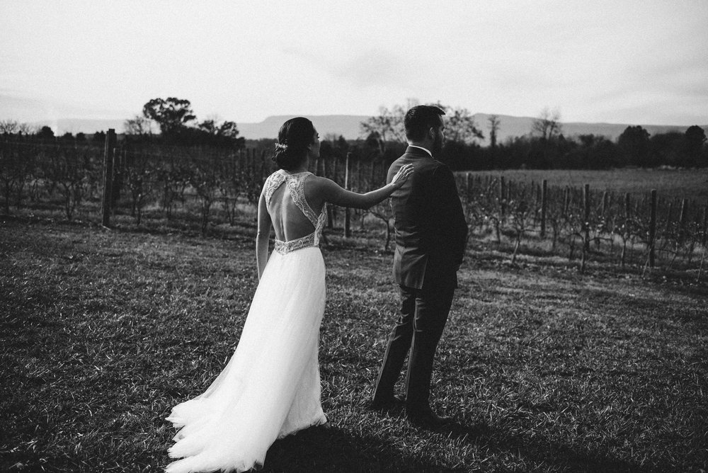 Alyssa and Jesse Winter Vineyard Wedding Luray Virginia Shenandoah Valley Faithbrooke_26.JPG