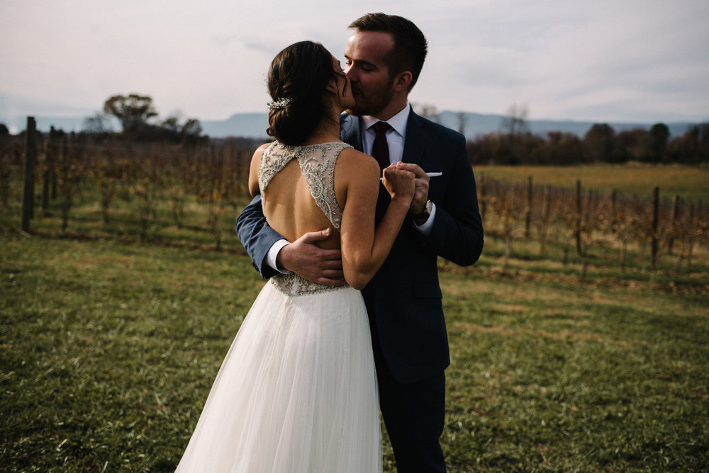 Alyssa and Jesse Winter Vineyard Wedding Luray Virginia Shenandoah Valley Faithbrooke_28.JPG