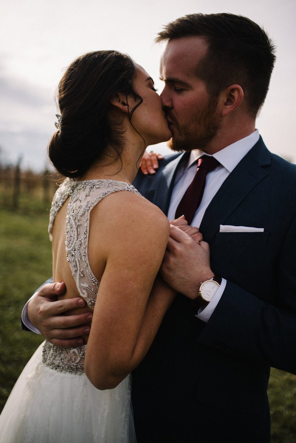 Alyssa and Jesse Winter Vineyard Wedding Luray Virginia Shenandoah Valley Faithbrooke_30.JPG
