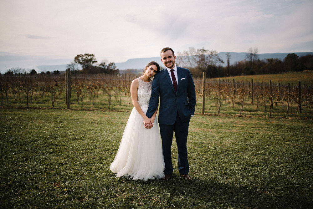 Alyssa and Jesse Winter Vineyard Wedding Luray Virginia Shenandoah Valley Faithbrooke_32.JPG