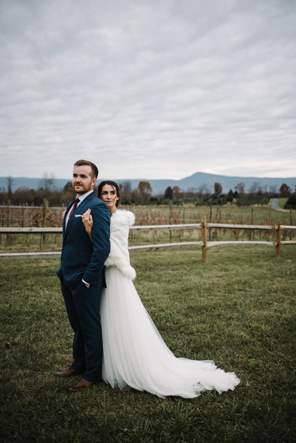 Alyssa and Jesse Winter Vineyard Wedding Luray Virginia Shenandoah Valley Faithbrooke_66.JPG