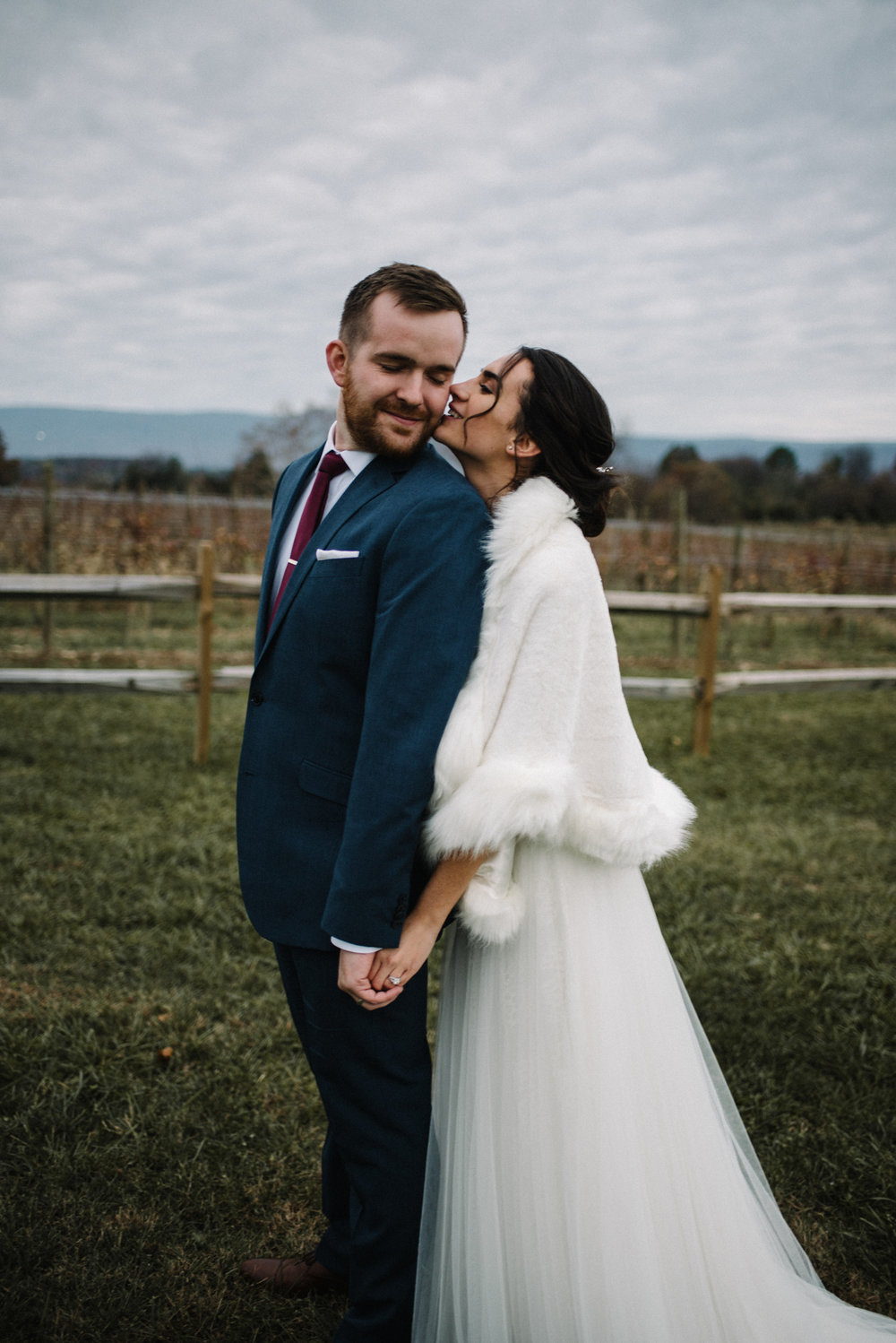 Alyssa and Jesse Winter Vineyard Wedding Luray Virginia Shenandoah Valley Faithbrooke_67.JPG