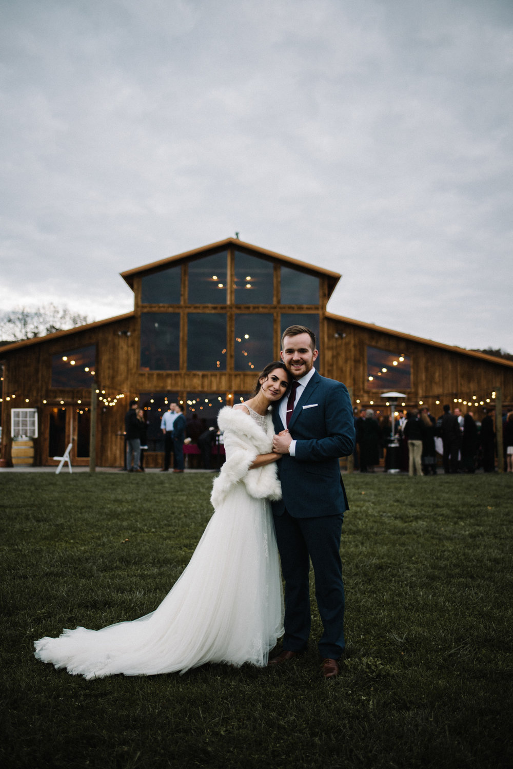 Alyssa and Jesse Winter Vineyard Wedding Luray Virginia Shenandoah Valley Faithbrooke_70.JPG