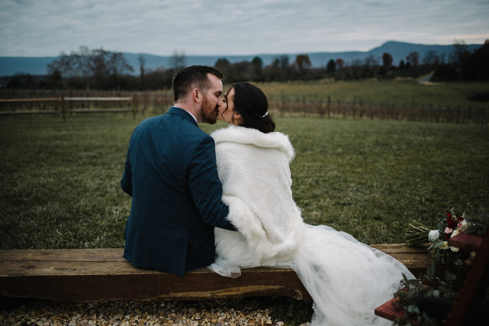 Alyssa and Jesse Winter Vineyard Wedding Luray Virginia Shenandoah Valley Faithbrooke_73.JPG