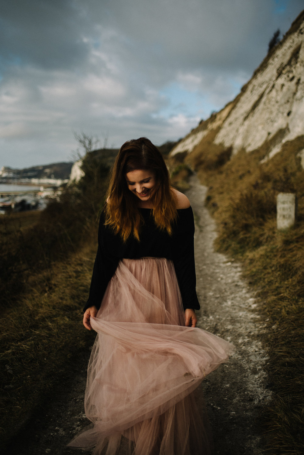Jade and Dean White Cliffs of Dover Couple Session_1.JPG