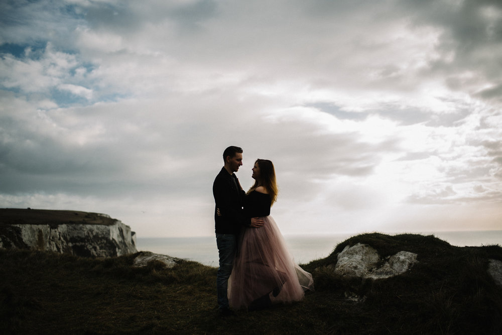 Jade and Dean White Cliffs of Dover Couple Session_15.JPG