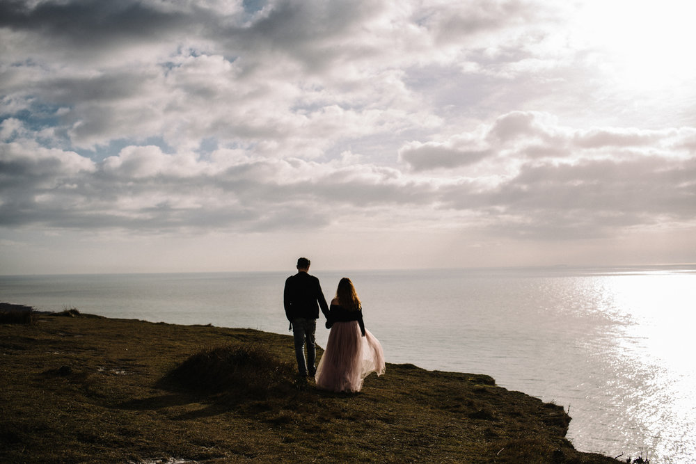 Jade and Dean White Cliffs of Dover Couple Session_21.JPG
