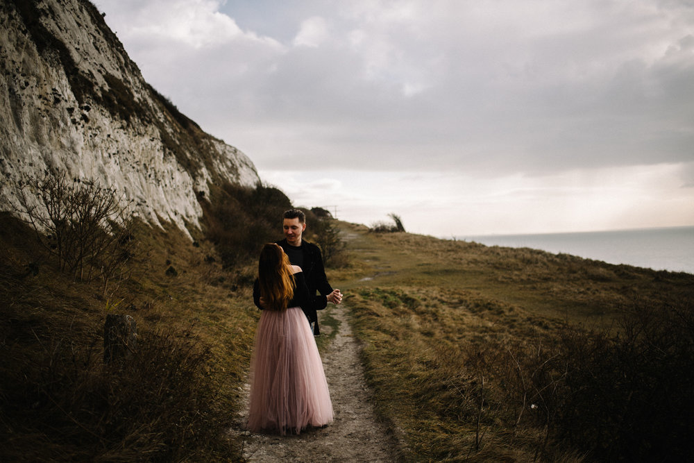 Jade and Dean White Cliffs of Dover Couple Session_35.JPG