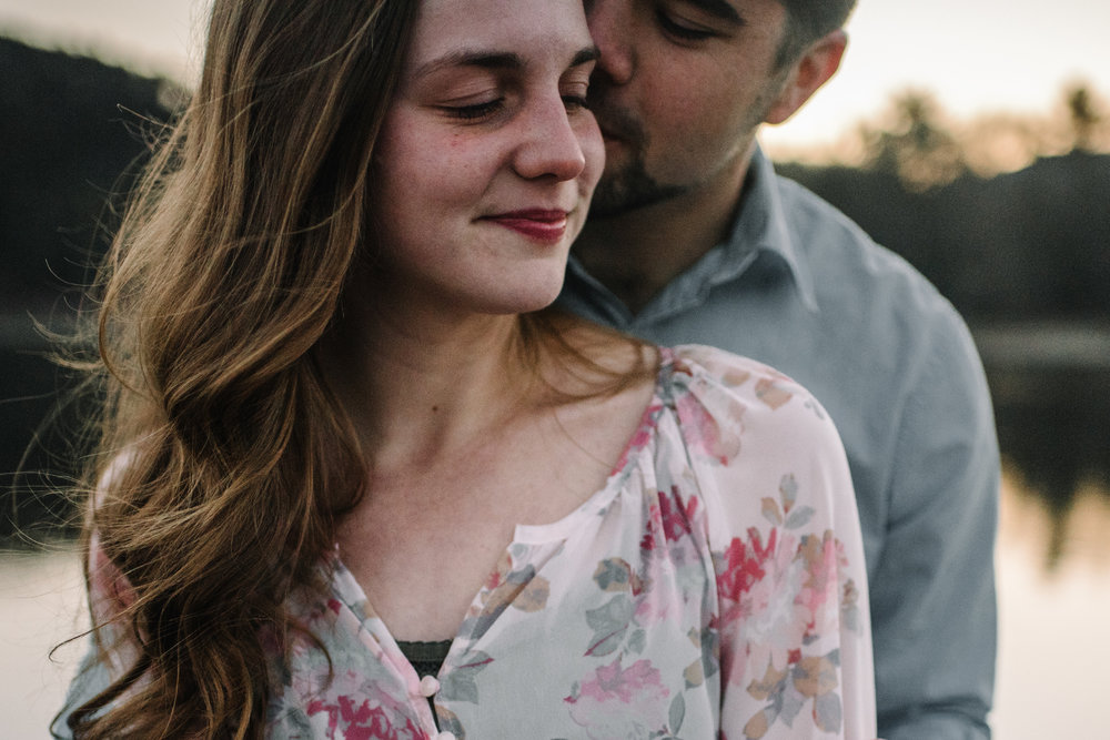 Sunrise Lake Engagement Photos - Early Morning - Couple Photo Shoot - White Sails Adventure Photography_00.JPG