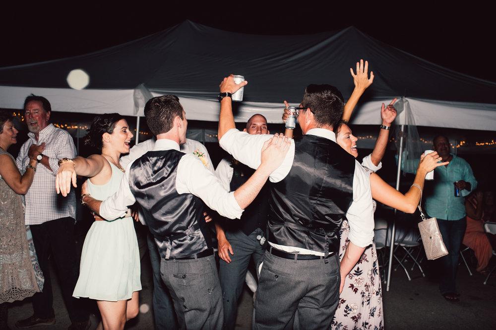 White Sails Photography Wedding Reception Photos Luray Virginia_10.JPG