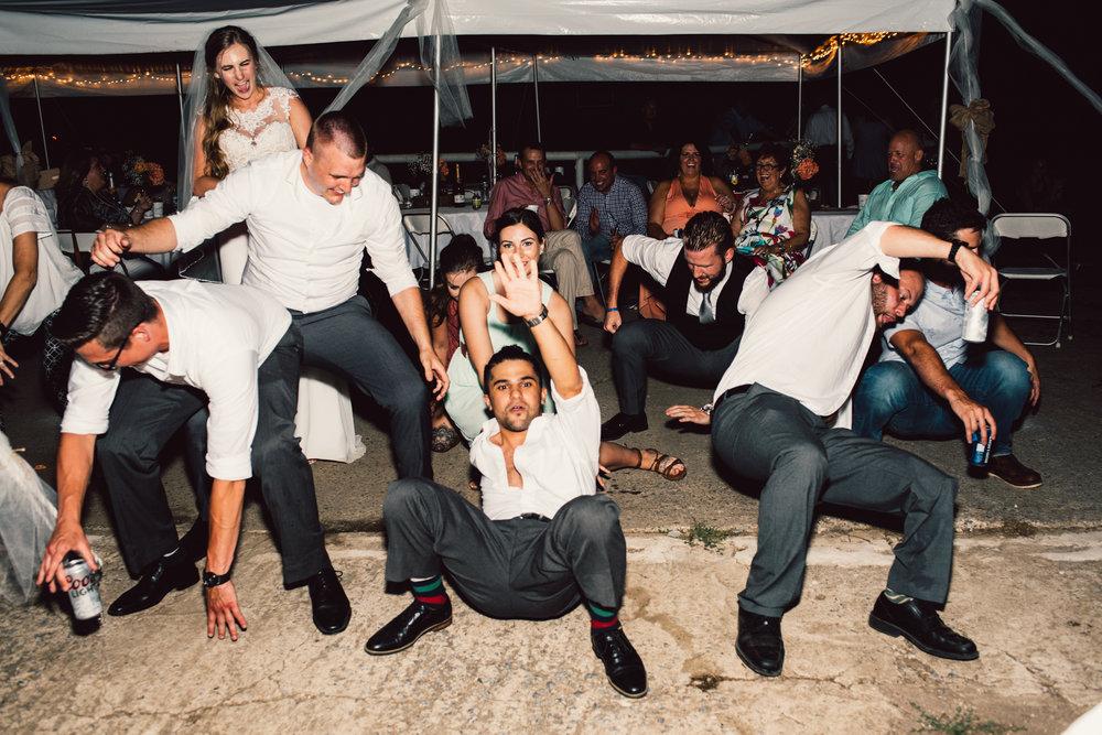 White Sails Photography Wedding Reception Photos Luray Virginia_13.JPG