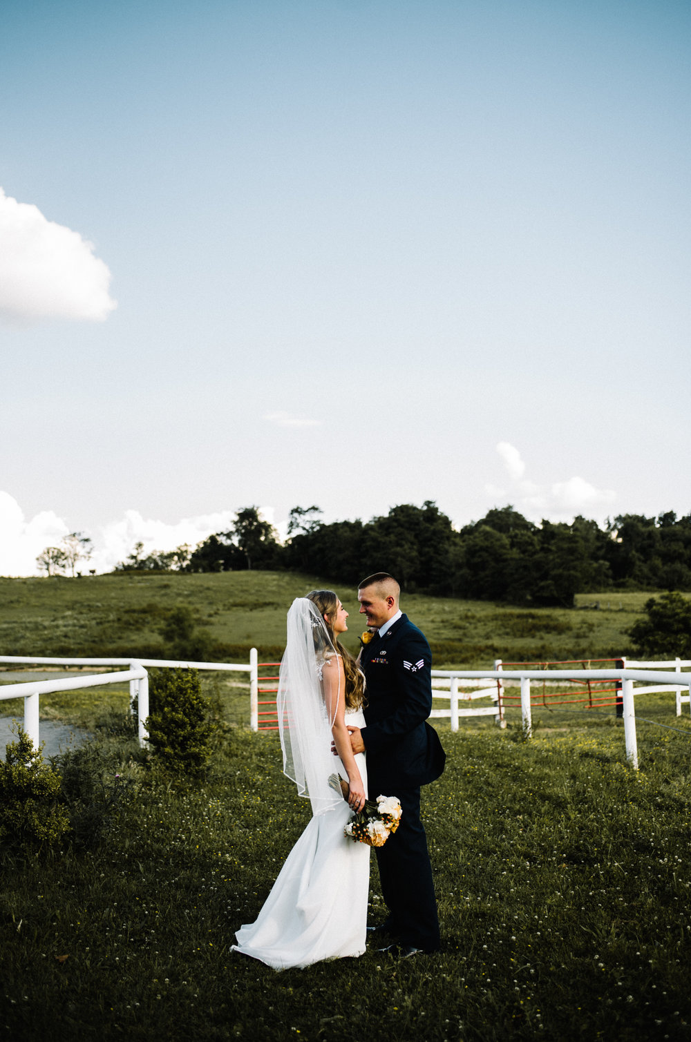Martinsville West Virginia Horse Barn Rustic Wedding White Sails Creative Photography_51.JPG