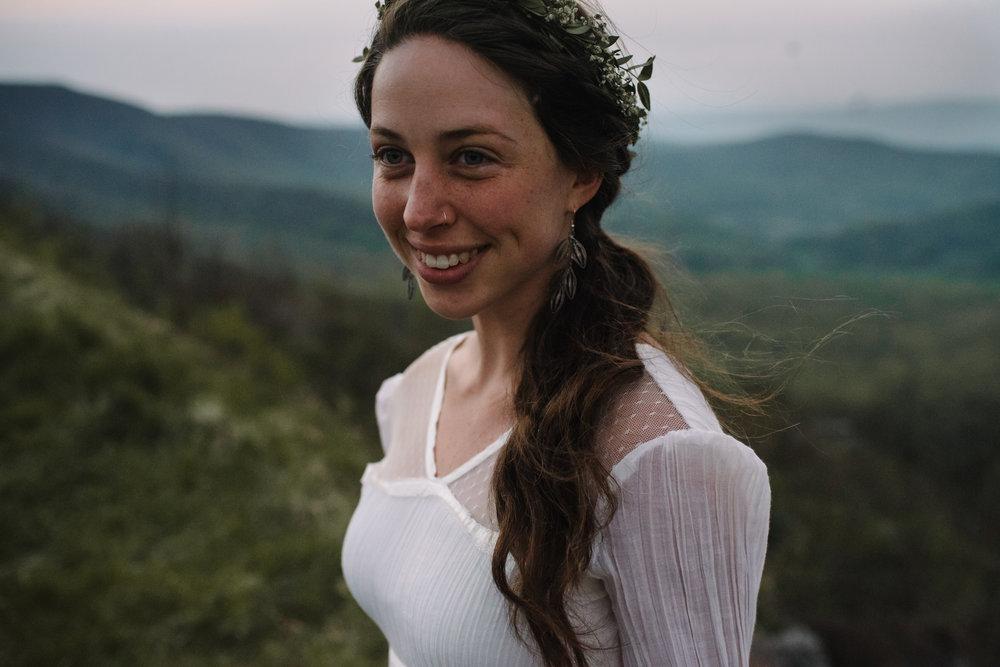 Lisa and Stuart - Post Wedding Couple Portraits - White Sails Creative - Blue Ridge Mountains - Sunrise Shenandoah National Park_26.JPG