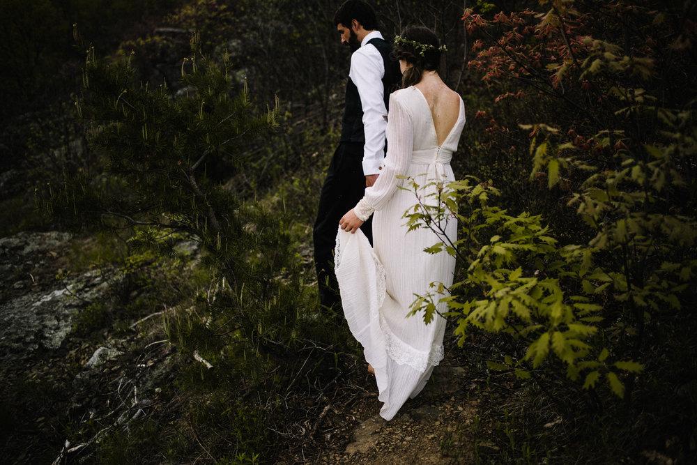 Lisa and Stuart - Post Wedding Couple Portraits - White Sails Creative - Blue Ridge Mountains - Sunrise Shenandoah National Park_49.JPG