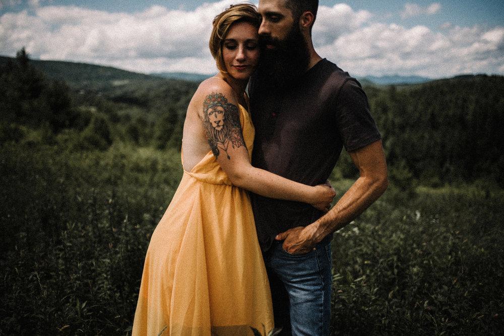 Justyn and Cj - Boone North Carolina - Blue Ridge Mountains - Adventure Couple Session - White Sails Creative_11.JPG