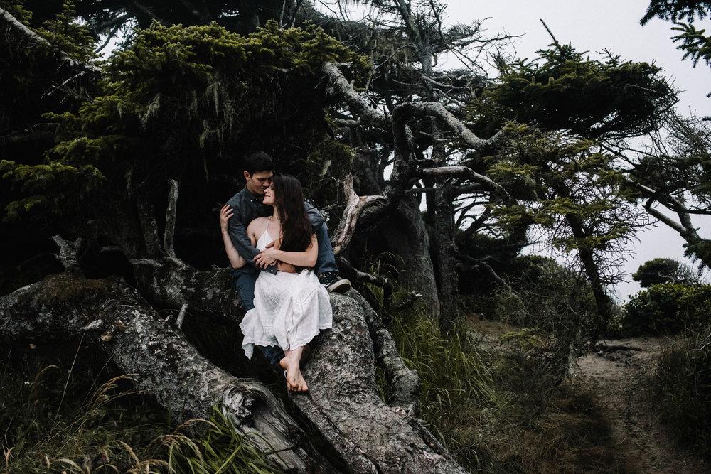 Ruthie and Anthony - Foggy Oregon Coast Couple Adventure Session - White Sails Photography Creative_50.JPG