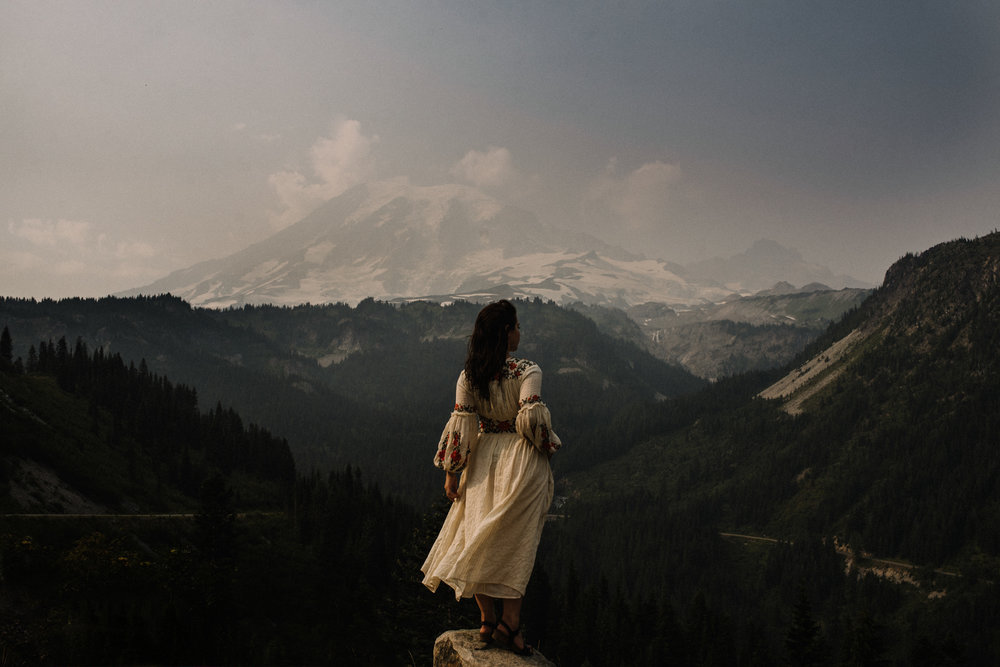 Gabrielle Self Portrait White Sails Photography Mount Rainier.JPG