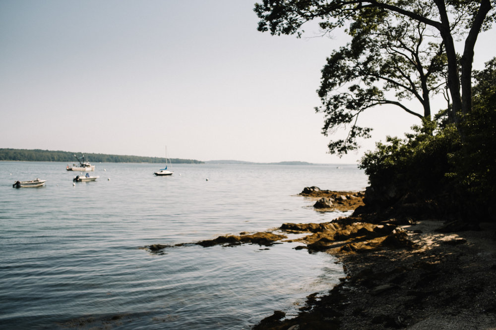 Damian and Jesse Chebeague Island Maine Backyard Destination Beach Wedding White Sails Creative_36.JPG