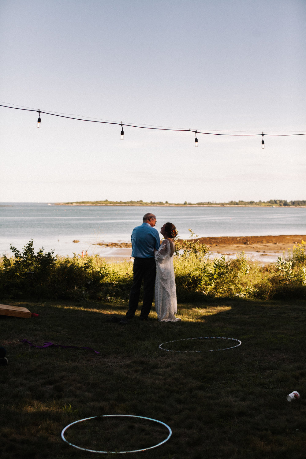 Damian and Jesse Chebeague Island Maine Backyard Destination Beach Wedding White Sails Creative_13.JPG