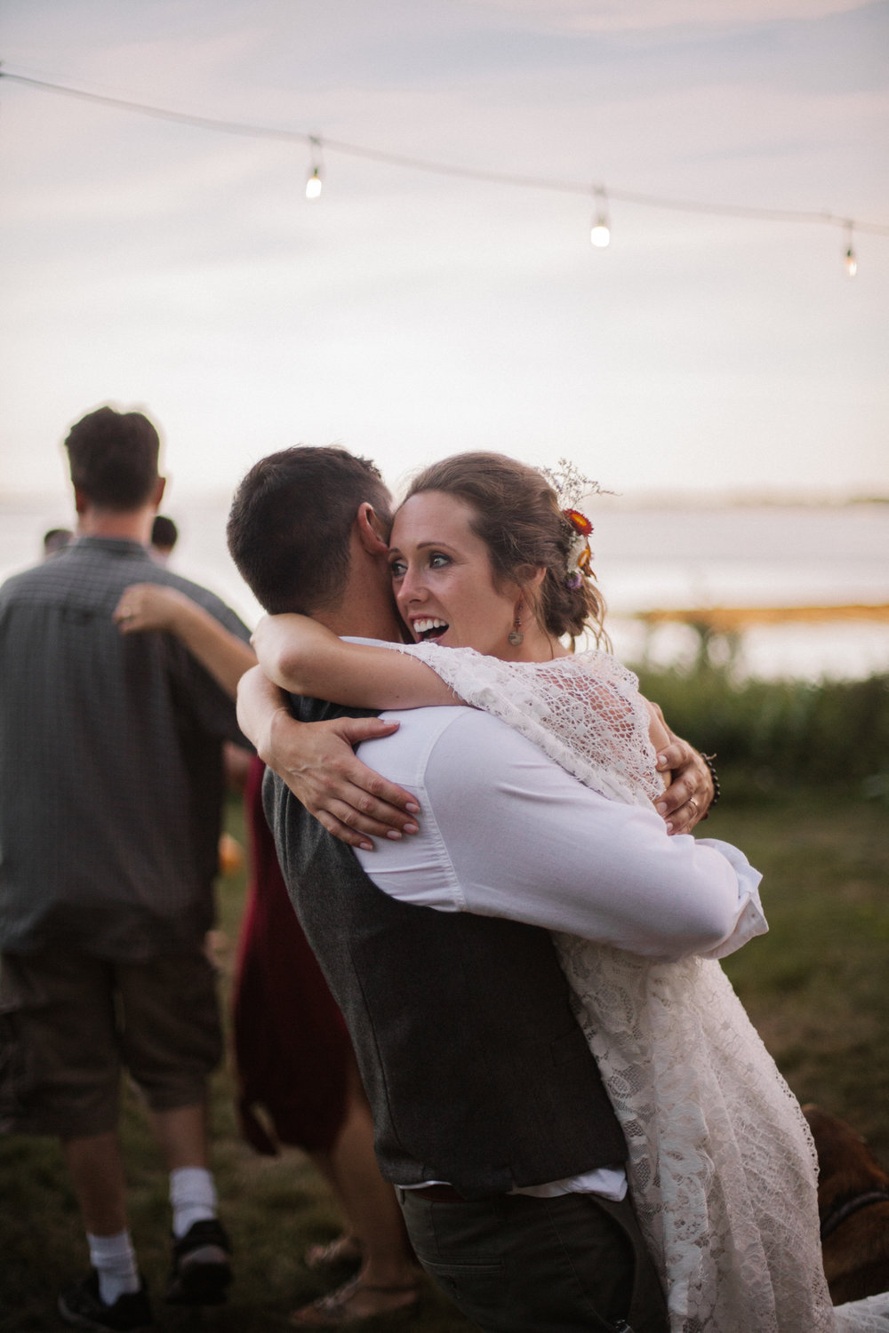 Damian and Jesse Chebeague Island Maine Backyard Destination Beach Wedding White Sails Creative_14.JPG