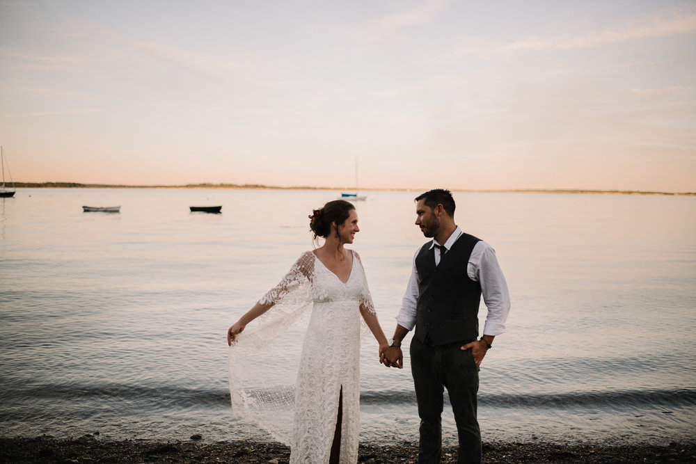 Damian and Jesse Chebeague Island Maine Backyard Destination Beach Wedding White Sails Creative_23.JPG