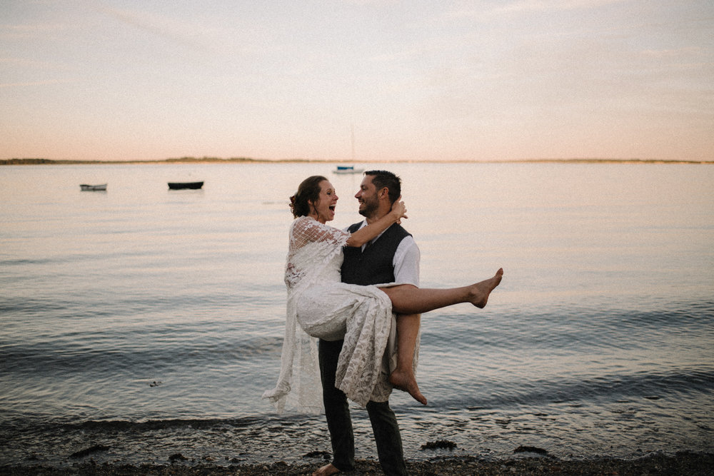 Damian and Jesse Chebeague Island Maine Backyard Destination Beach Wedding White Sails Creative_24.JPG