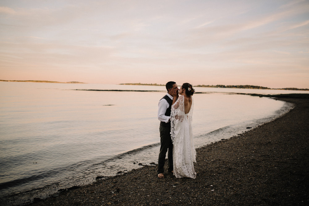 Damian and Jesse Chebeague Island Maine Backyard Destination Beach Wedding White Sails Creative_26.JPG