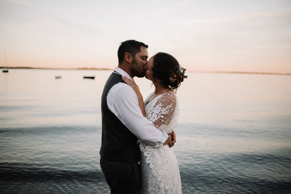 Damian and Jesse Chebeague Island Maine Backyard Destination Beach Wedding White Sails Creative_28.JPG