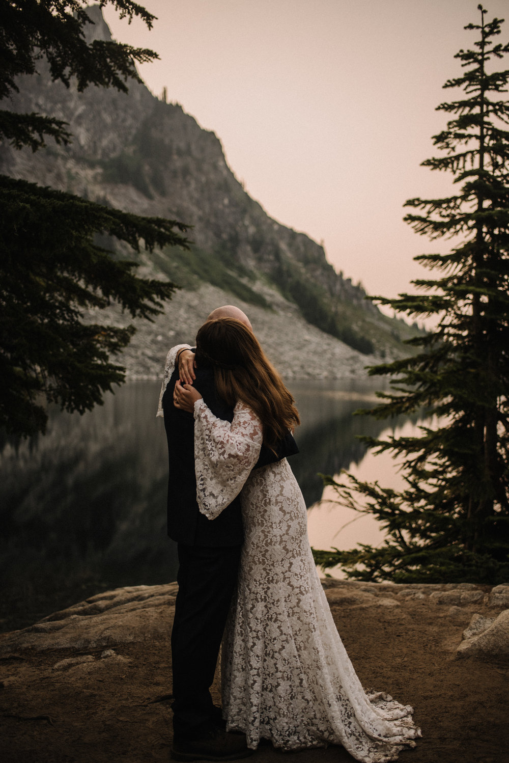 Megan and Andrew Lake Valhalla Washington PNW Adventure Elopement White Sails Creative Sunrise Hike_62.JPG