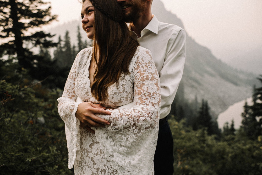 Megan and Andrew Lake Valhalla Washington PNW Adventure Elopement White Sails Creative Sunrise Hike_75.JPG