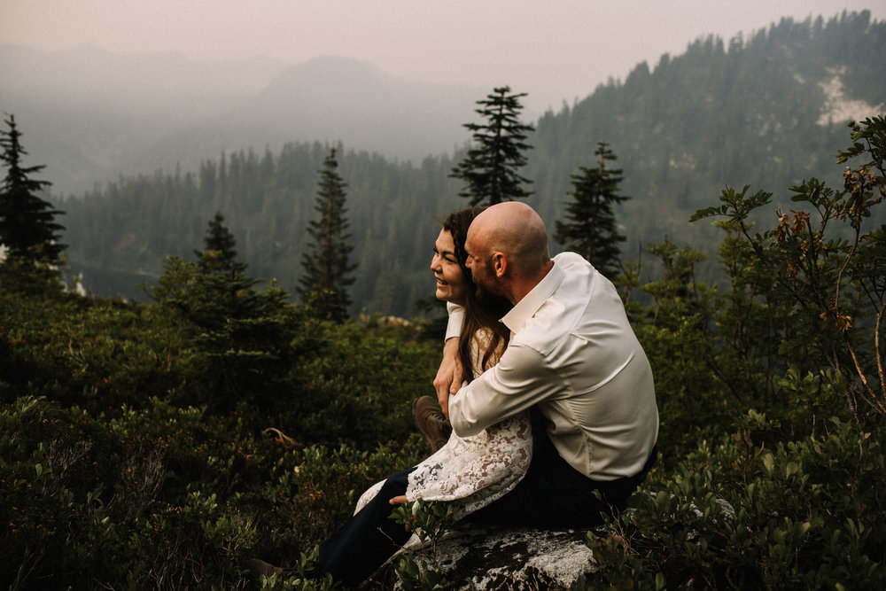 Megan and Andrew Lake Valhalla Washington PNW Adventure Elopement White Sails Creative Sunrise Hike_79.JPG