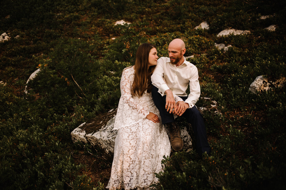 Megan and Andrew Lake Valhalla Washington PNW Adventure Elopement White Sails Creative Sunrise Hike_82.JPG