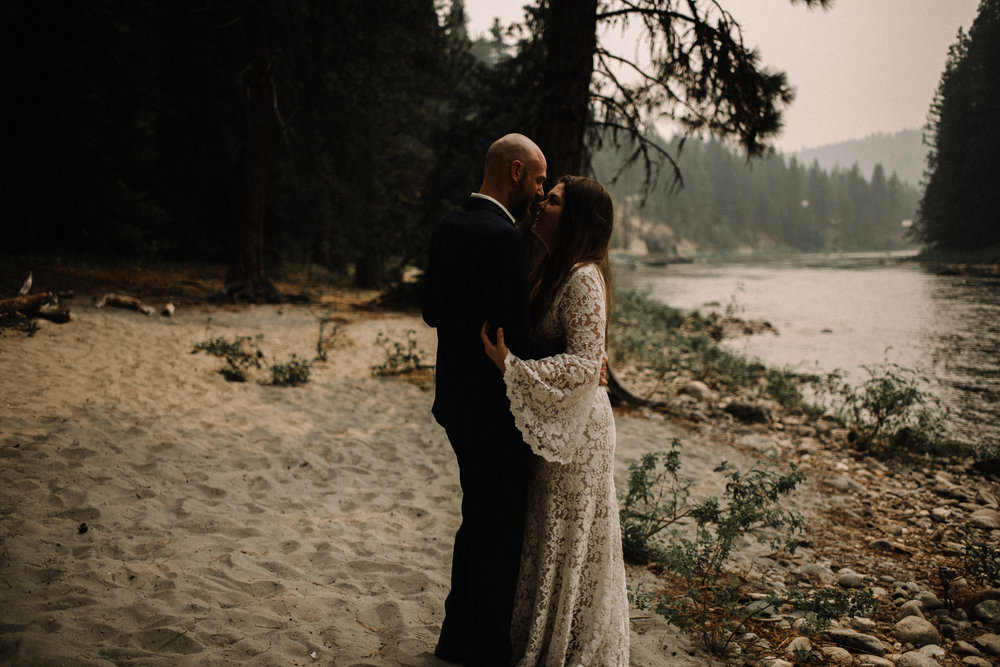Megan and Andrew Lake Valhalla Washington PNW Adventure Elopement White Sails Creative Sunrise Hike_97.JPG