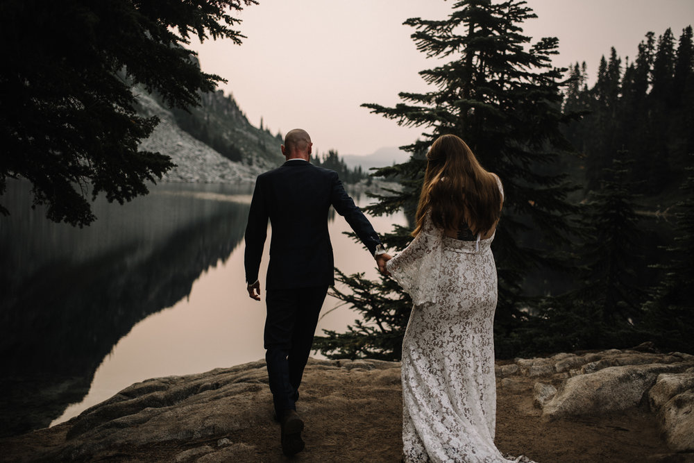 Megan and Andrew Lake Valhalla Washington PNW Adventure Elopement White Sails Creative Sunrise Hike_105.JPG