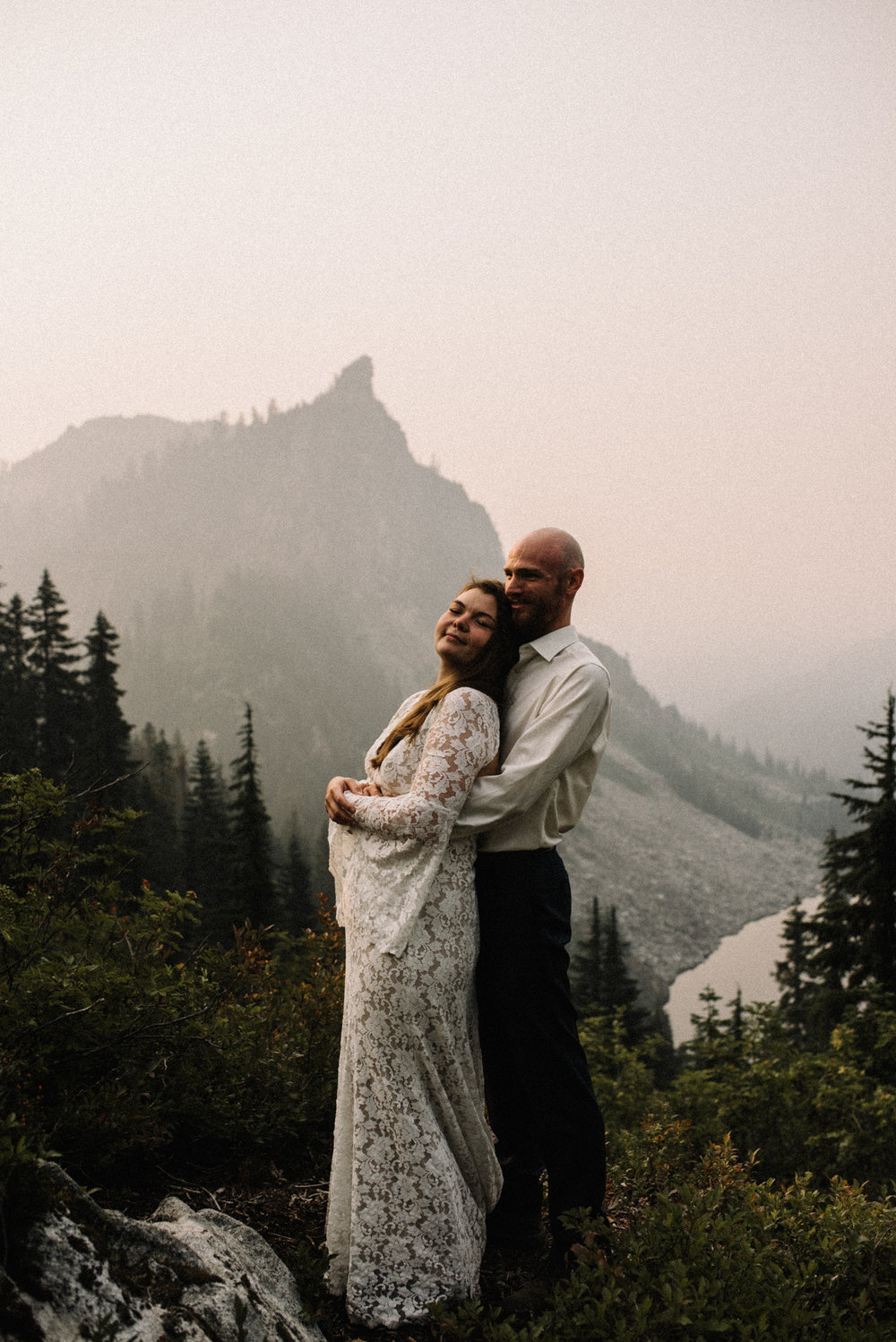 Megan and Andrew Lake Valhalla Washington PNW Adventure Elopement White Sails Creative Sunrise Hike_108.JPG