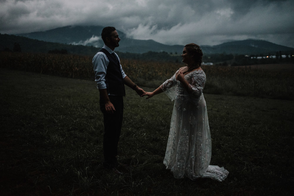 Jordan and Danielle - Shenandoah Woods Luray Virginia Wedding - Foggy Mountain and Forest Wedding - White Sails Creative Photography_97.JPG