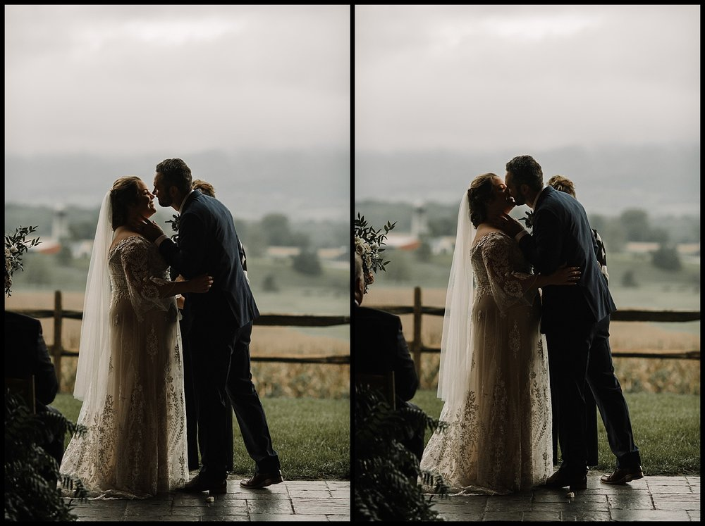 Jordan and Danielle - Shenandoah Woods Luray Virginia Wedding - Foggy Mountain and Forest Wedding - White Sails Creative Photography_57.jpg