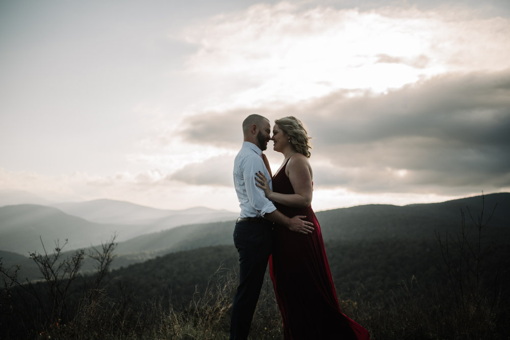 Allie _ Greg - Engagement Session - Shenandoah National Park - White Sails Creative_46.JPG