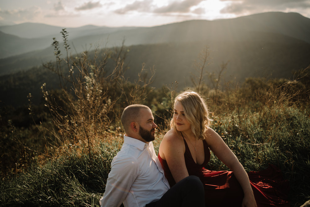 Allie _ Greg - Engagement Session - Shenandoah National Park - White Sails Creative_57.JPG