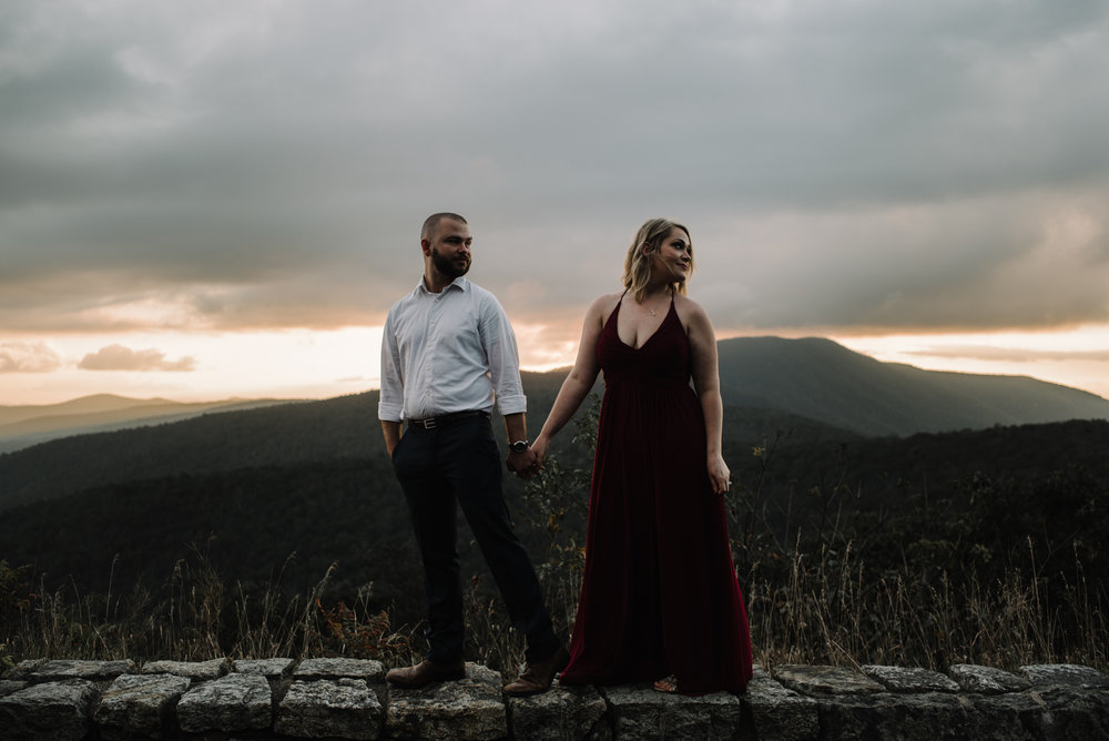 Allie _ Greg - Engagement Session - Shenandoah National Park - White Sails Creative_122.JPG