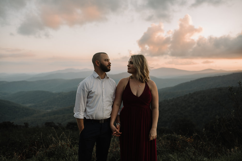 Allie _ Greg - Engagement Session - Shenandoah National Park - White Sails Creative_134.JPG